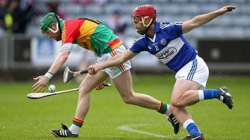 Laois hosted Carlow in O'Moore Park