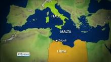 40 migrants die as boat sinks off Libya