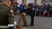National Famine Commemoration held at Strokestown