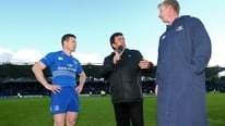 Matt O'Connor on the win over Edinburgh plus Guy Easterby on the retirement of Brian O'Driscoll and Leo Cullen