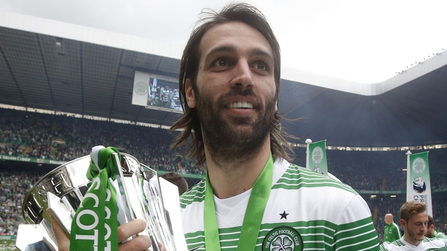 Georgios Samaras: 'I'm leaving, that's for sure, but it was not my decision'