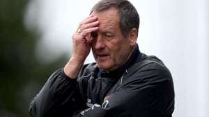 Carlow boss John Meyler wasn't happy either after their loss to Laois