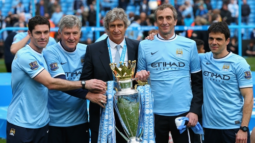 Manuel Pellegrini hopes to tie down more players to long term contracts