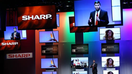 Sharp has said it is now looking to invest in future growth drivers