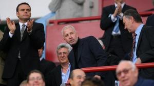 Randy Lerner has been chairman of Aston Villa since 2006