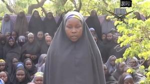 Boko Haram said the girls had converted to Islam
