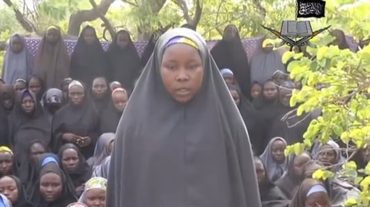 Three months since 200 schoolgirls were taken captive in Nigeria