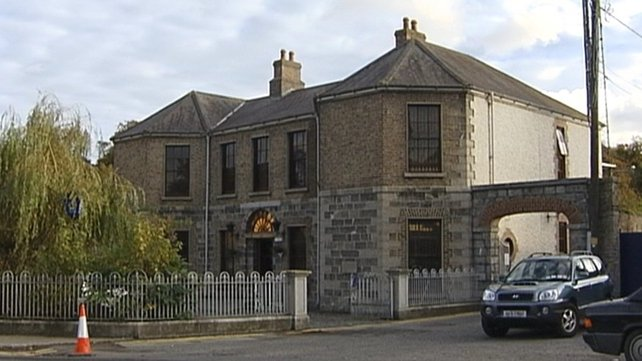 Two of the men are being held at Lucan Garda Station