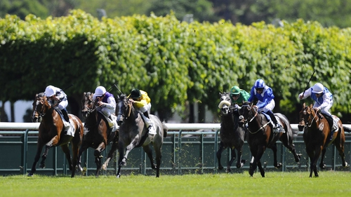 Karakontie previously tasted Group One glory at Longchamp in last season's Prix Jean-Luc Lagardere