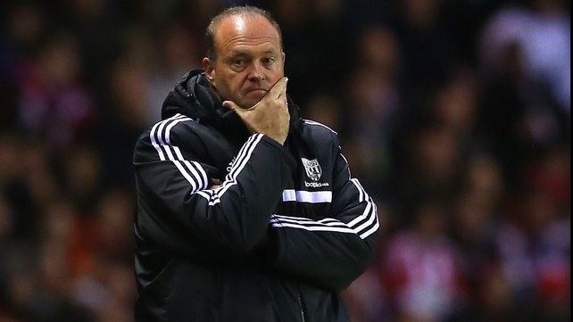 Pepe Mel and West Brom have parted company