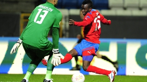 David Accam has been included in a preliminary Ghana World Cup squad