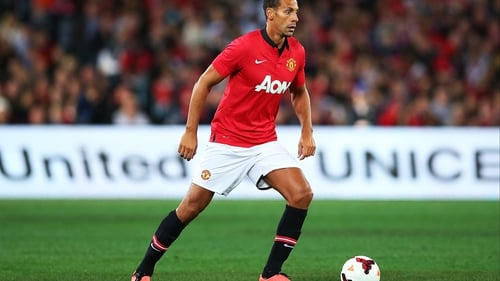 Rio Ferdinand's time at Old Trafford is over