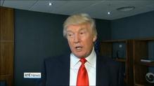 Trump plans major upgrade of Clare golf resort