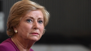 Minister for Justice Frances Fitzgerald said the removal of 17-year-olds from St Patrick's is a priority for the Govt