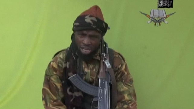 Boko Haram's leader Abubakar Shekau said the girls had converted to Islam
