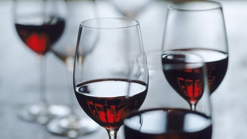 A single glass of wine may increase the risks
