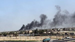 A series of car bombs struck Shia-majority areas in Baghdad