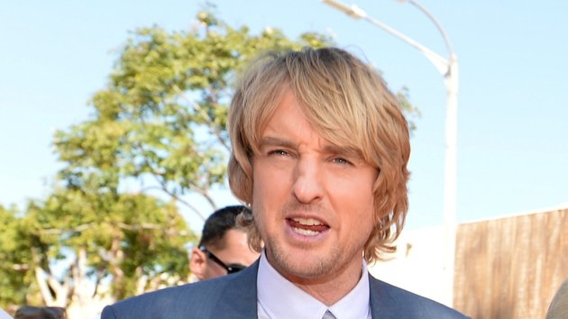 Owen Wilson for The Hero Of Color City animation