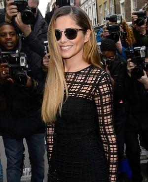 Cheryl Cole shared her exciting beauty news on Instagram last week