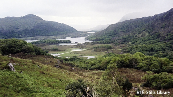 Lakes of Killarney, Co. Kerry © RTÉ Archives 2323/036