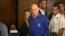 Former Israeli prime minister Olmert jailed over bribes