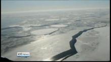 NASA warns of irreversible melting of glaciers