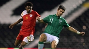Shane Long got on the scoresheet against Oman in the Republic of Ireland's 4-1 win over the Arab state at Craven Cottage in September 2012