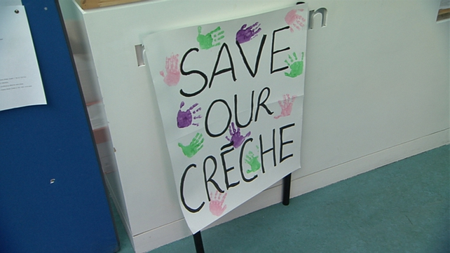 Over the past five years the centre's funding has been cut by €300,000