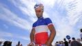 Bouhanni wins stage in Bari rain