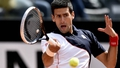 Djokovic makes winning return in Rome
