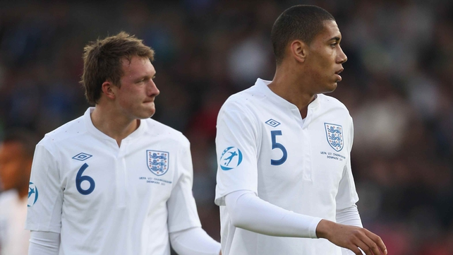 Phil Jones and Chris Smalling are set to go to the World Cup with England