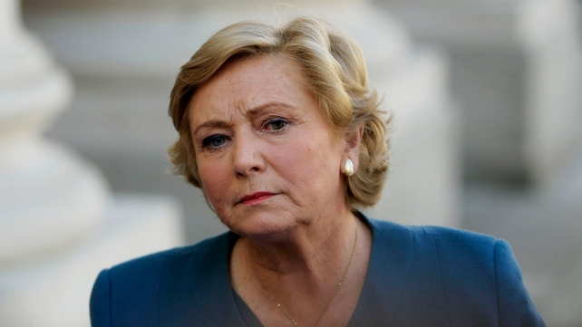 Frances Fitzgerald said the Guerin Report contains deeply disturbing findings