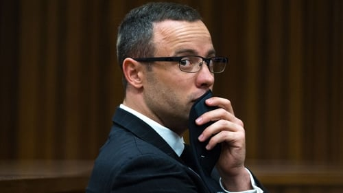 South African Olympic and Paralympic track star Oscar Pistorius was involved in an argument at a night club over the weekend