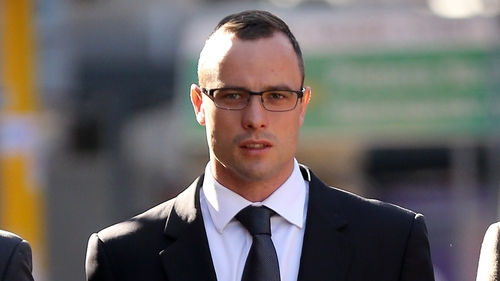 Oscar Pistorius has arrived at a psychiatric hospital to begin court-ordered tests