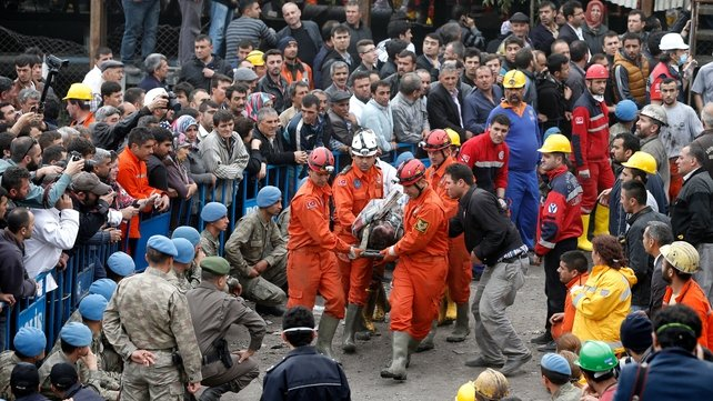 At least 80 miners were injured in the explosion