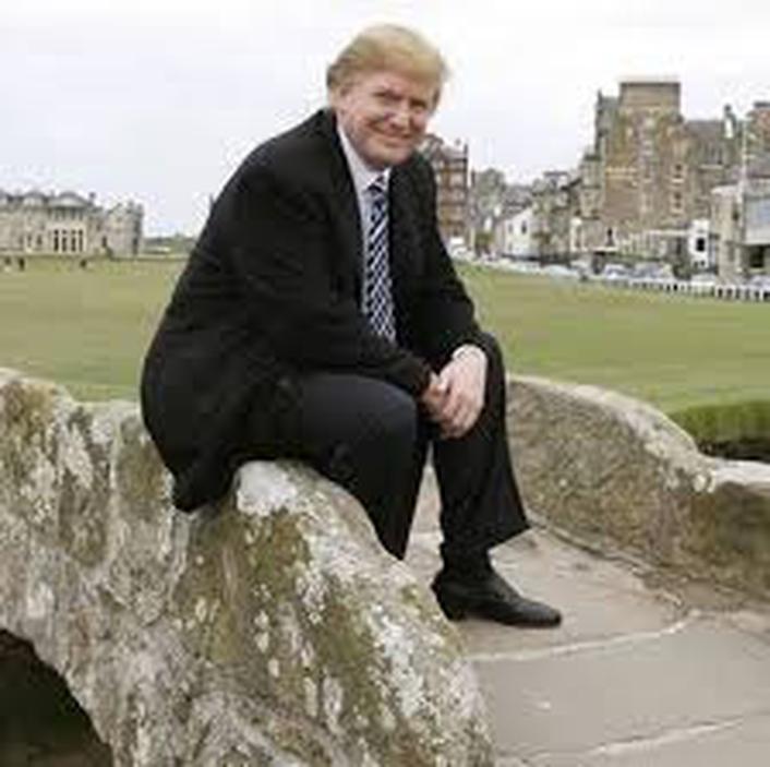 Donald Trump's Visit