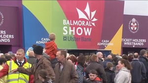 The return of the Balmoral Show