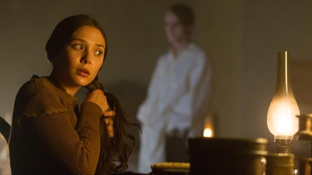 Elizabeth Olsen as Thérèse gives a mesmerising performance