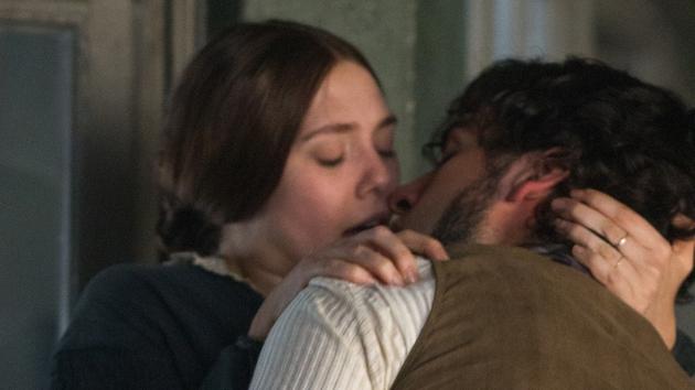 Oscar Issac plays Thérèse's secret lover Laurent