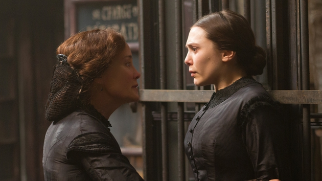 The actresses' later scenes together won't easily be forgotten