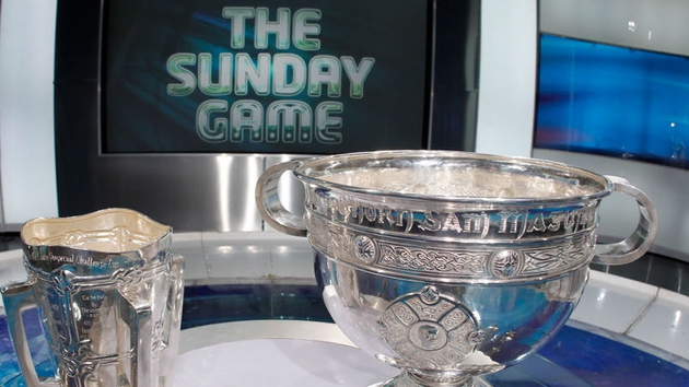 It's the Munster Senior Hurling semi-final today, as Tipp meet Limerick. See it on The Sunday Game Live