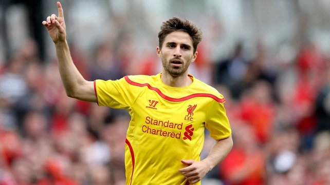 Fabio Borini looks set to leave Anfield