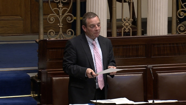 Jerry Buttimer said the visit was an opportunity to discuss a variety of issues with the HSE in relation to medical cards