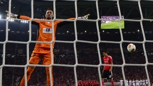 Beto saved two penalties for Sevilla