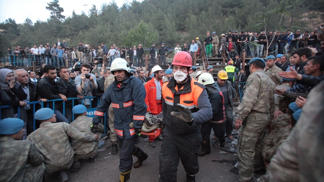 The death toll is expected to rise further after the explosion and fire