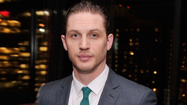 Tom Hardy for adaptation of  The True American: Murder and Mercy in Texas