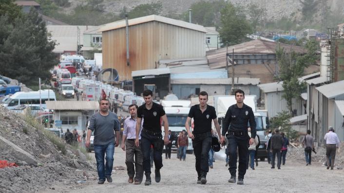 Turkish Mine Disaster