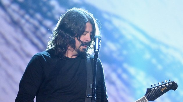 Dave Grohl scores his own TV series