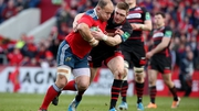 Munster will be bolstered by BJ Botha coming into the side