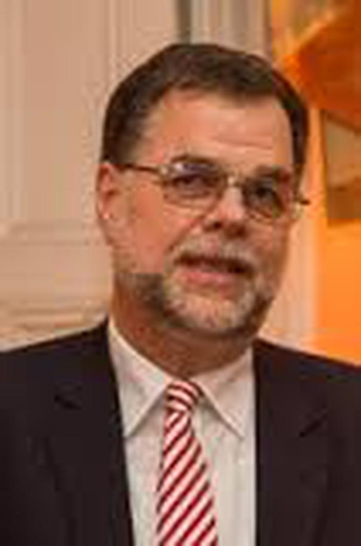 Austrian Ambassador Dr Thomas Nader